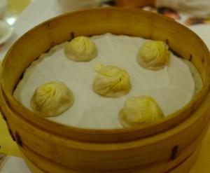 Pork & crab xiaolongbao