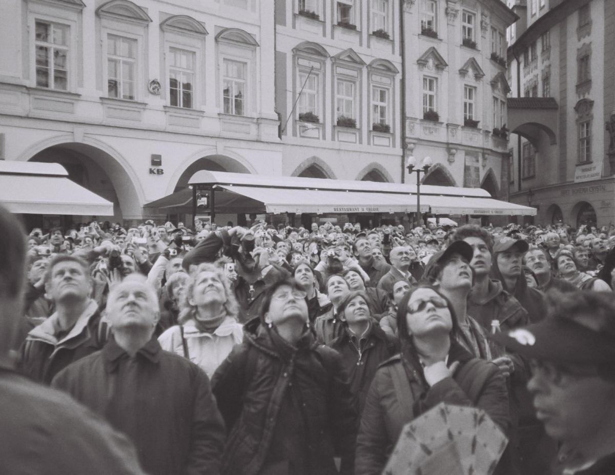 Prague, 2003-2004
